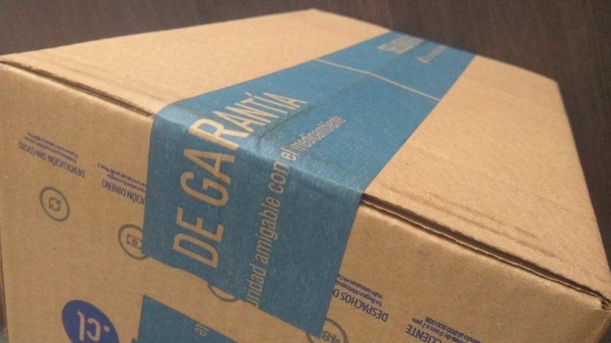 Compras online: Pedido a Salcobrand